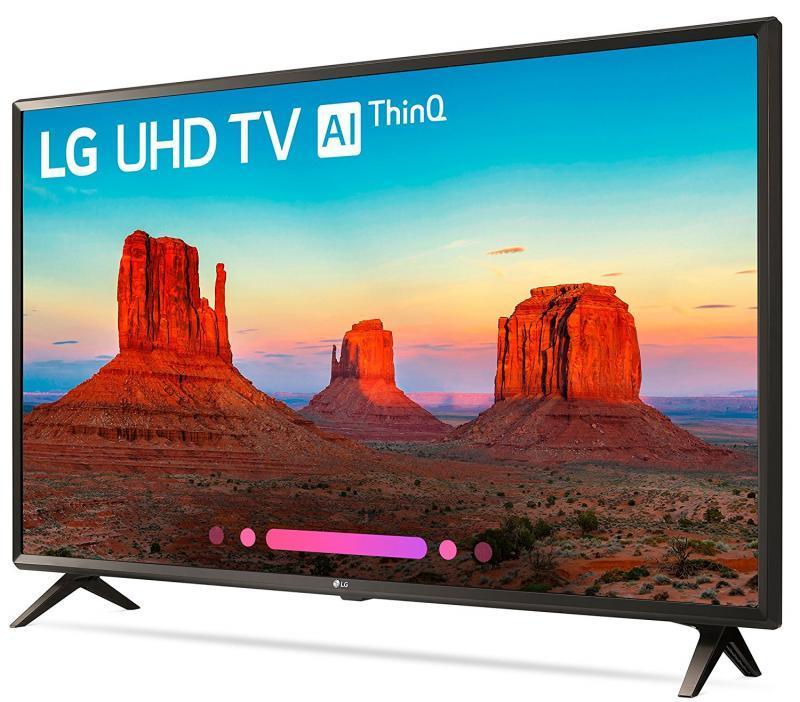 LG 43UK6300PLB - найкращий звуковий телевізор