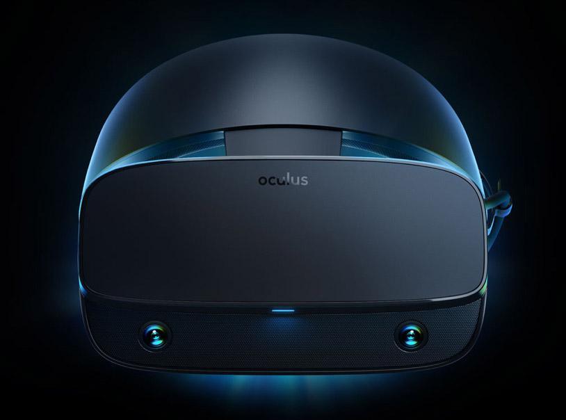 Віртуальна реальність від Oculus Rift S