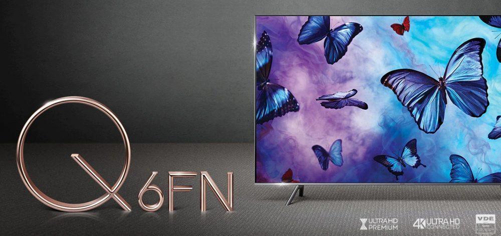 Телевізор Samsung Q6FN QLED TV