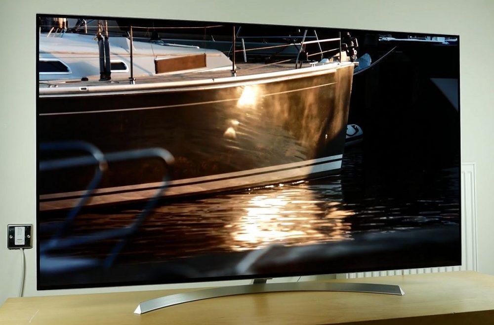 Високоякісний OLED-телевізор LG B7