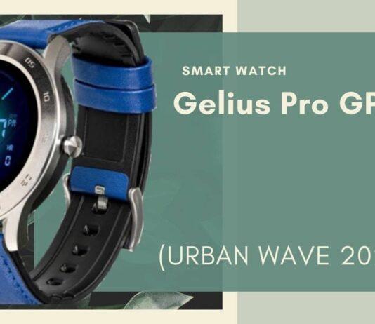 Український смарт-годинник Gelius Pro GP-L3