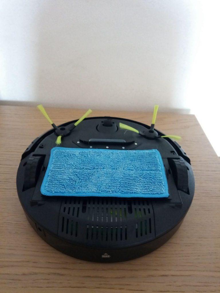 робот-пилосос Taurus Striker 2.0