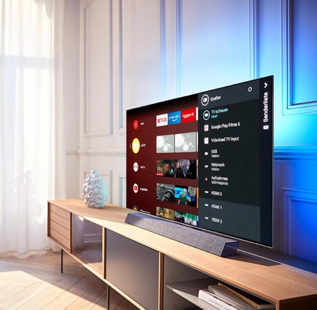 Телевізор Samsung UE55NU7409 Smart TV