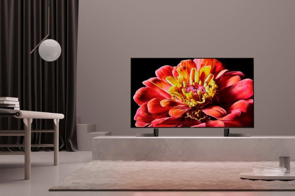 Смарт телевізор Sony KD-49XG9005