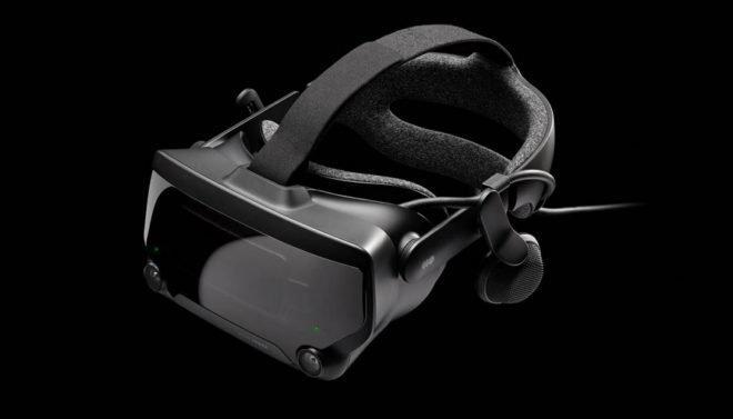 VR-гарнітура Index