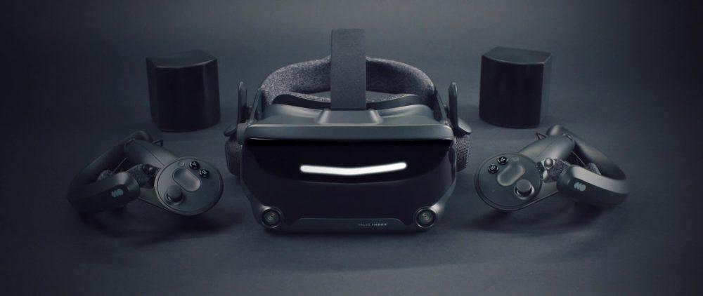 VR-гарнітура Index від Valve