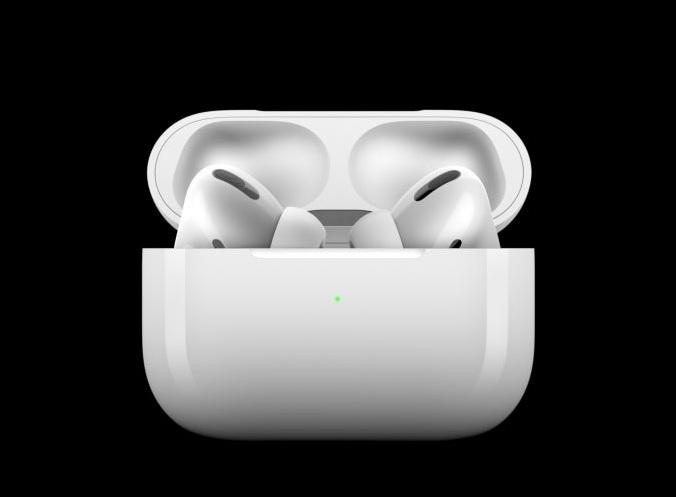 Apple AirPods Pro – навушники з новим дизайном
