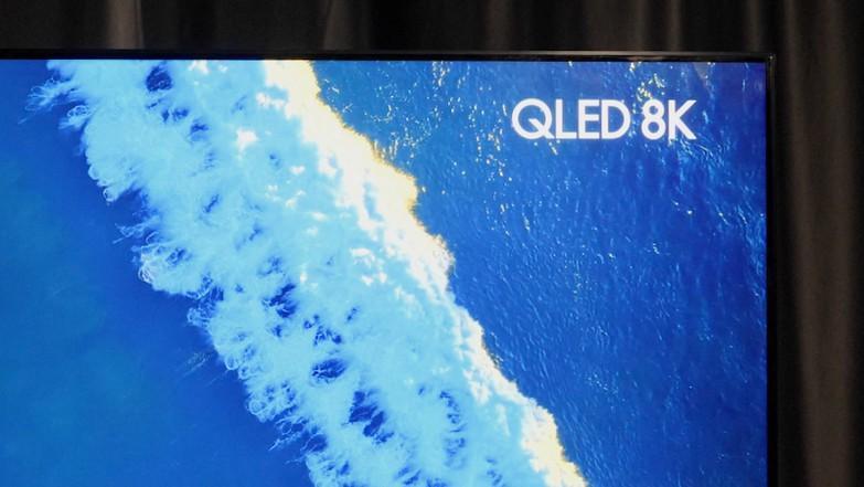 QLED Телевізор Samsung GQ65Q900 8K