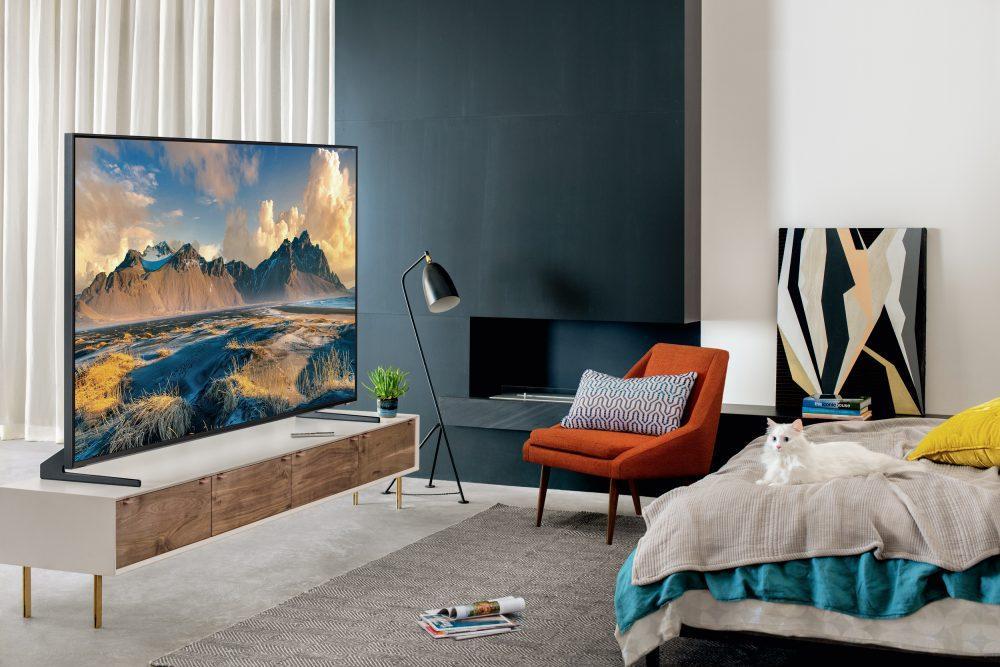 Телевізор Samsung GQ65Q900 8K