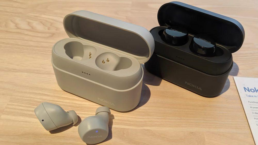 Навушники Nokia Power Earbuds ВН-605