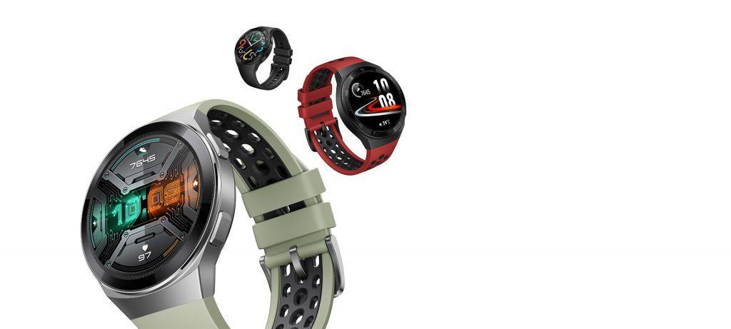 Huawei анонсувала розумний Watch GT2e
