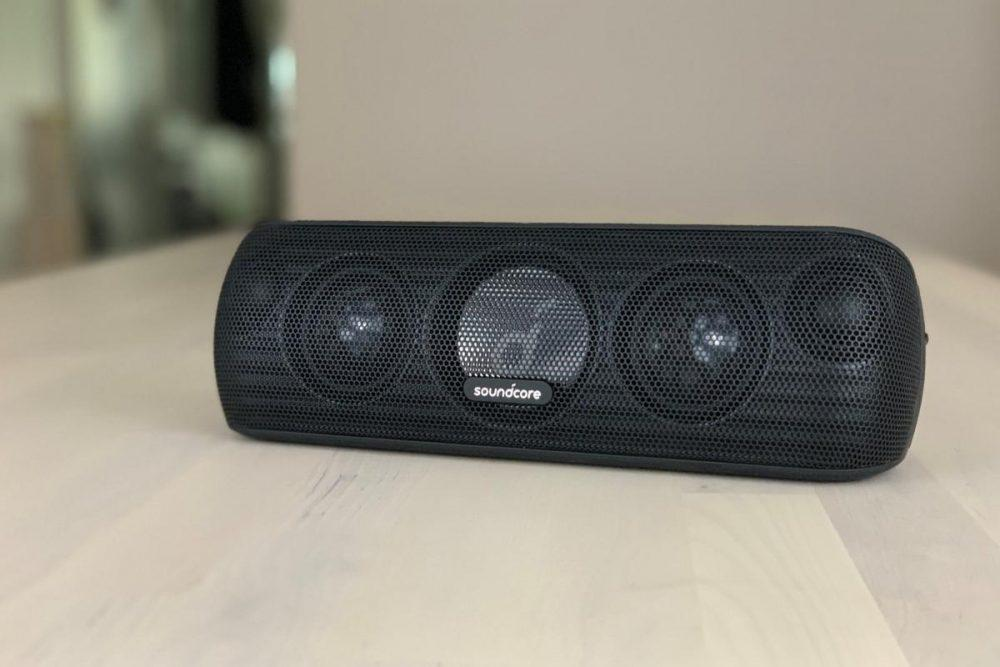 Bluetooth динамік Anker Soundcore Motion +