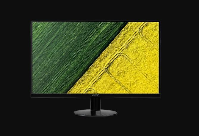 Бюджетний монітор Acer SA220Q 1080p IPS