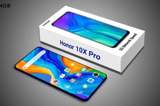 Найближча новинка Honor 10X Pro