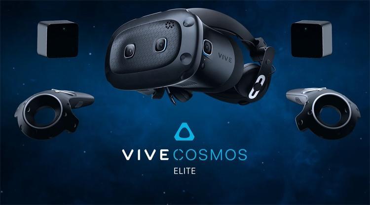 Віртуальна реальність HTC Vive Cosmos Elite
