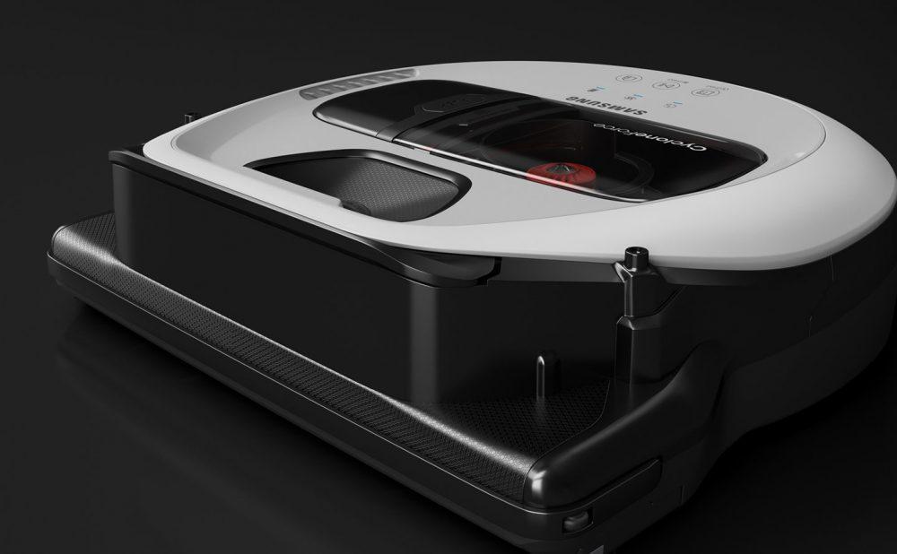 Робот-пилосос SAMSUNG VR10M7030WW (VR7030)
