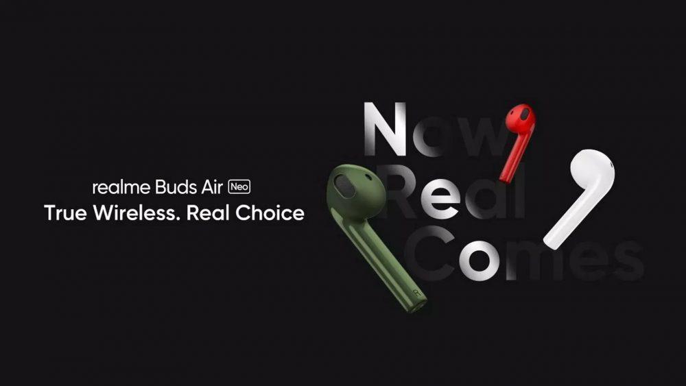 Прем'єра Buds Air Neo вже близько
