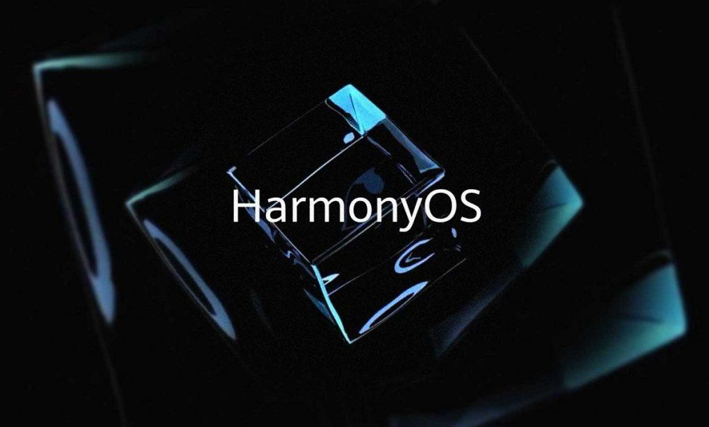 операційна система HarmonyOS