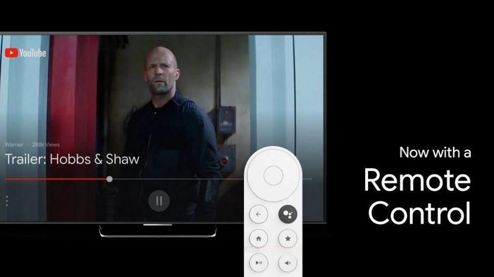 Google запускає тв приставку для Android TV