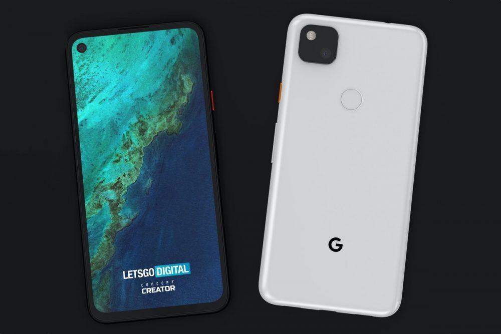Cмартфон Google Pixel 4a з'явився на FCC