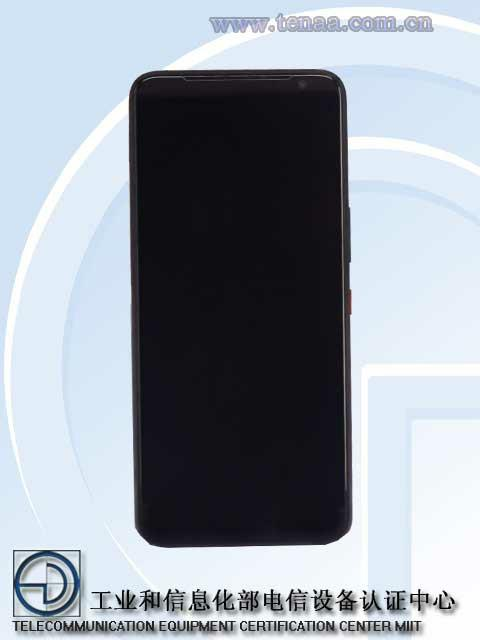 Смартфон Asus RoG 3 з'явився в TENAA