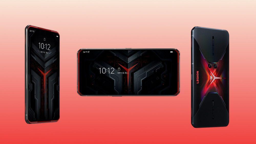 З'явилися живі зображення смартфона Lenovo Legion Pro