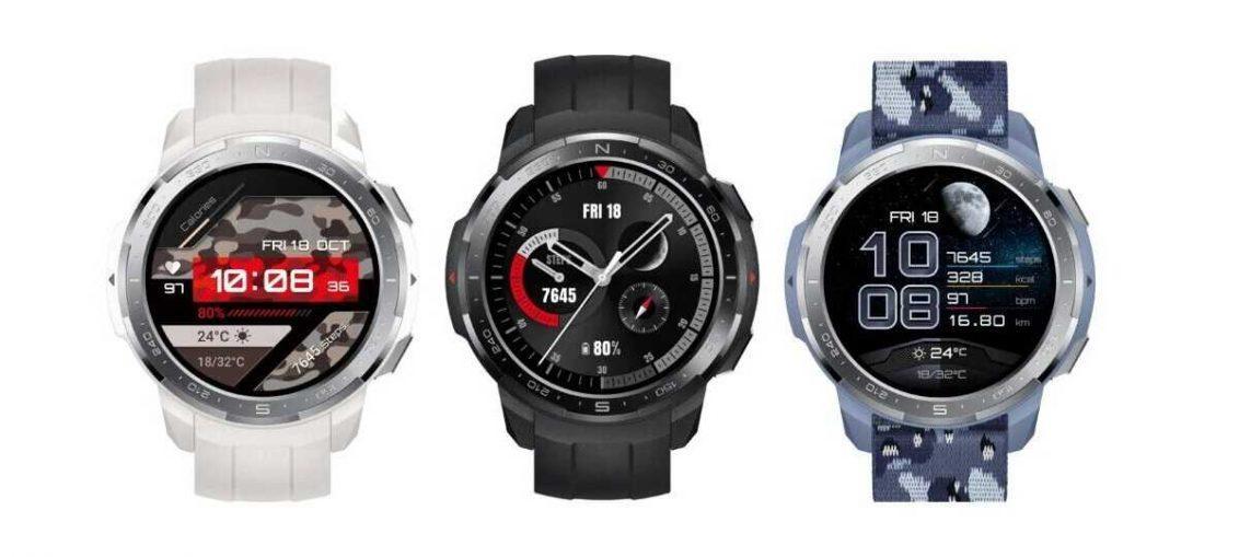 HONOR Watch GS Pro виходить на європейський ринок