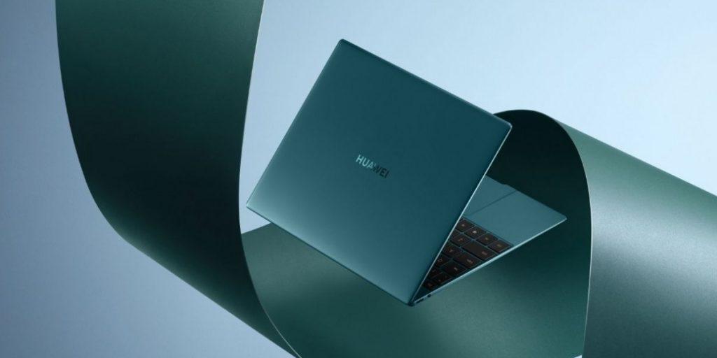 Huawei анонсували новий ноутбук MateBook X