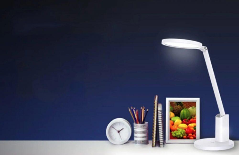 Huawei випустили розумну настільну-лампу Smart Lamp 2