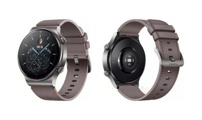 Huawei готує до релізу смарт-годинник Watch GT 2 Pro