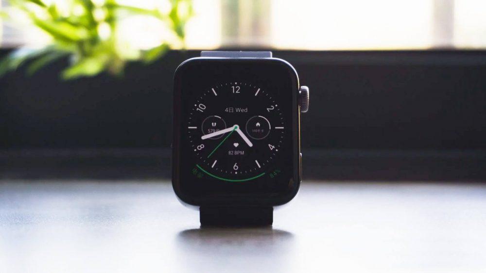 Xiaomi планує випустити доступну версію Mi Watch