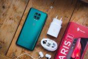 Смартфон Vsmart Aris Pro отримав підекранну камеру