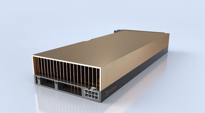 Компанія Nvidia представила професійну відеокарту RTX A6000