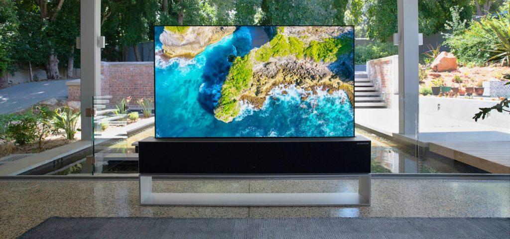 Компанія LG представила телевізор за 87 000 євро