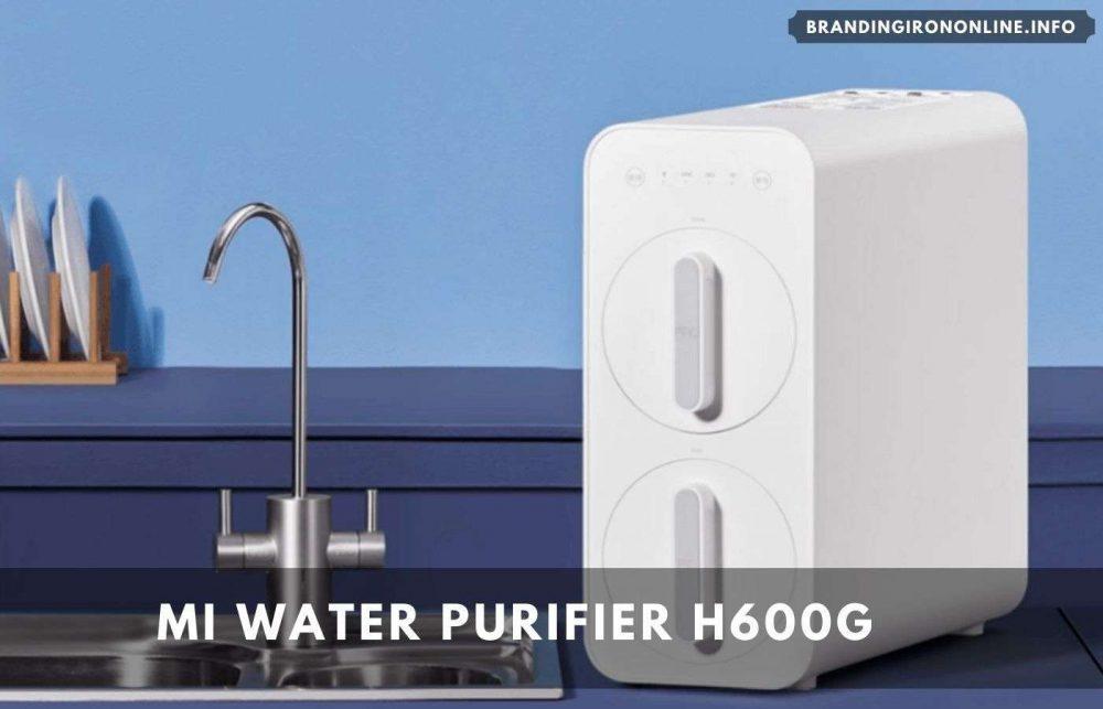 Xiaomi випустили розумний очищувач води