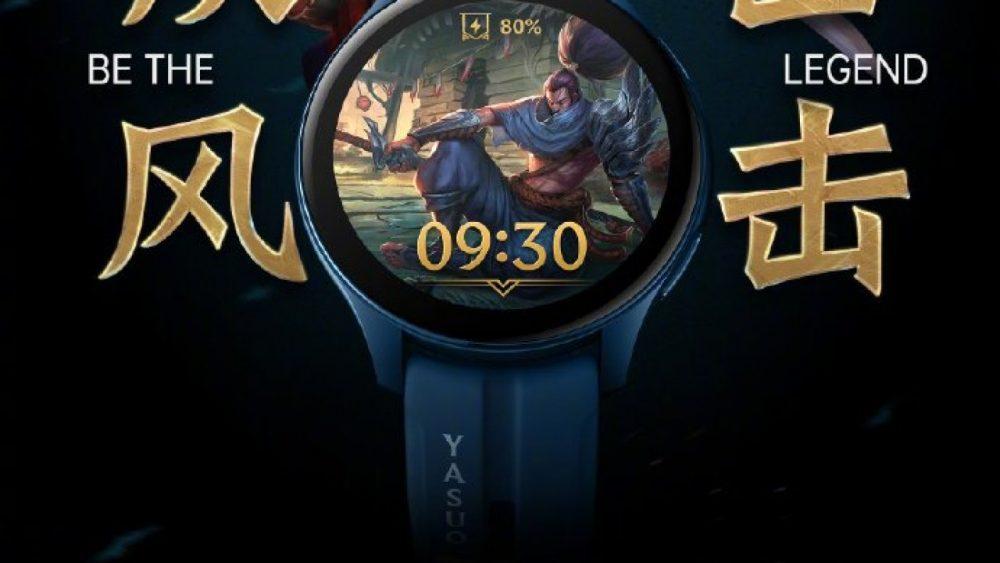 Oppo опублікували якісне зображеннярозумного годинника Oppo Watch RX