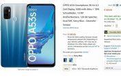 Розкрито ціни та специфікації неоголошеного смартфона Oppo A53s