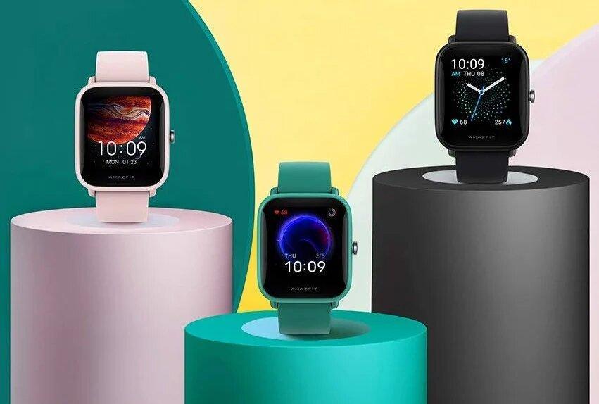 Специфікації годинника Amazfit Bip U розкриті до запуску