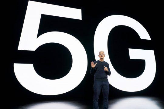 Apple використовуватиме власні 5G модеми в майбутній серії iPhone 13