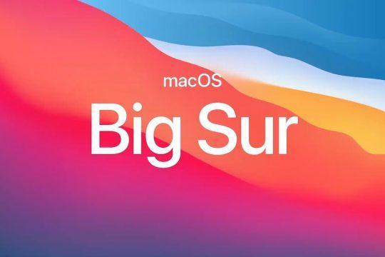 Список пристроїв Apple, які несумісні з Apple macOS Big Sur