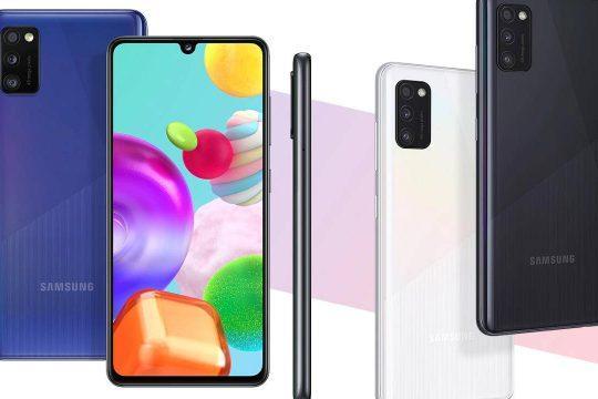 З'явилися рендери нового смартфона Samsung Galaxy М