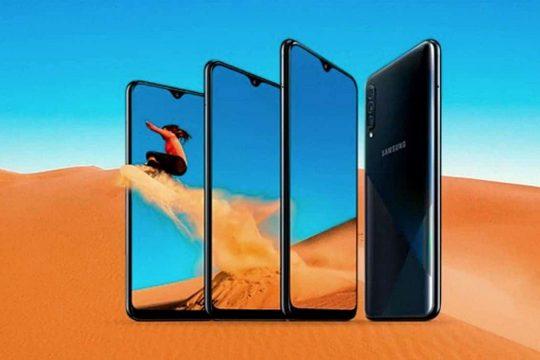 Компанія Samsung представила перші смартфони своєї лінійки 2021 року