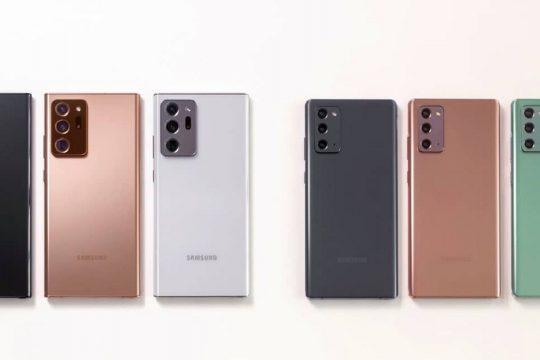 DxOMark опублікував огляд камери для смартфона Galaxy Note 20 Exynos