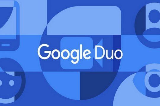 В Google Duo додали новий фільтр обличчя