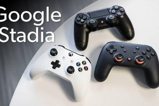Хмарний ігровий сервіс Google Stadia буде доступний на iPhone