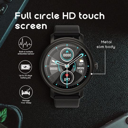 Компанія Xiaomi представила новий смарт-годинник Mibro Air