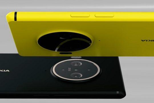 Технічні характеристики та дата релізу смартфона Nokia 9.3 PureView 5G