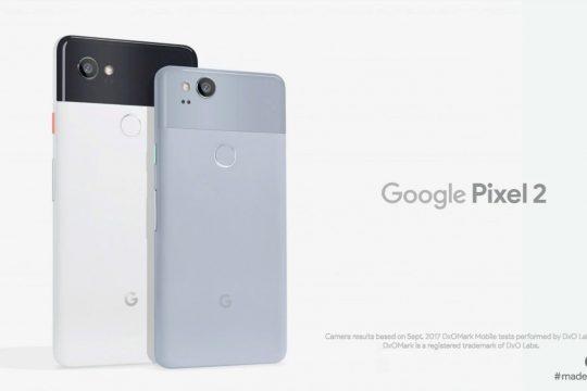 Google відправляє смартфон Pixel 2 на пенсію