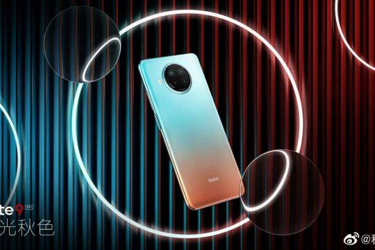 Смартфони Redmi Note 9 5G показали в розібраному вигляді