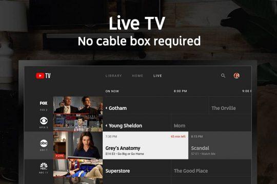 Додаток YouTube для Android TV додає підтримку відтворення відео в новому форматі